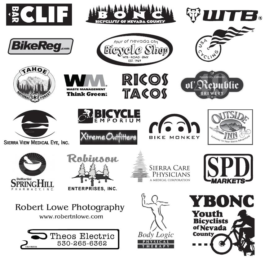 2013 sponsors