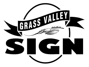 Grass Valley Sign