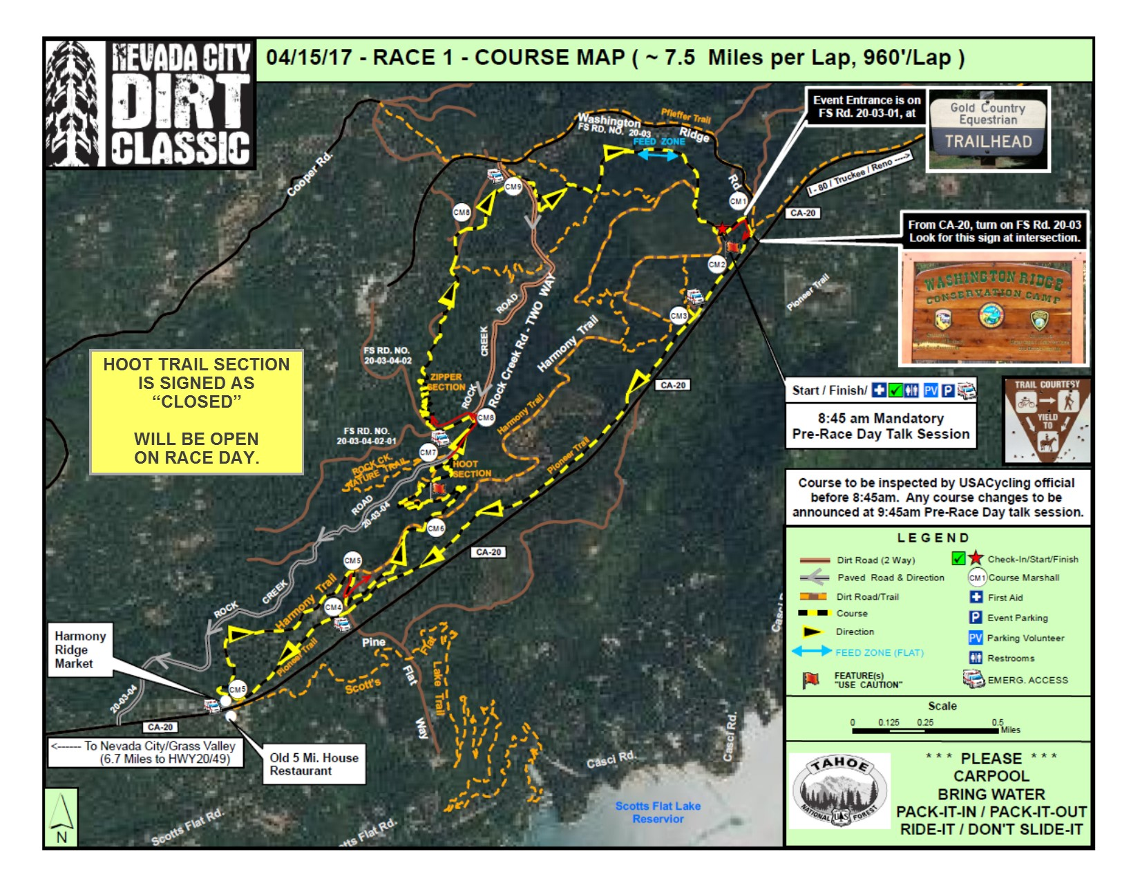 Nevada City Dirt Classic 2017 California State Xc Championship