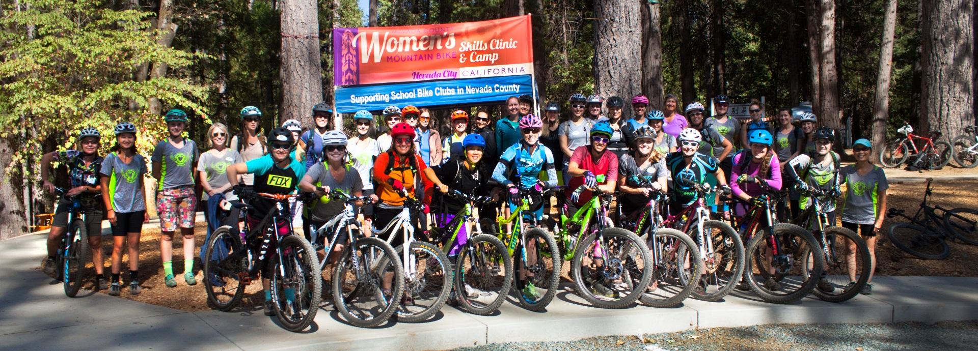 YBONC's Women's Mountain Bike Clinic