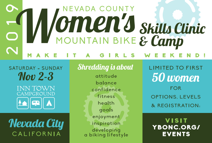 YBONC womens mountain bike clinic