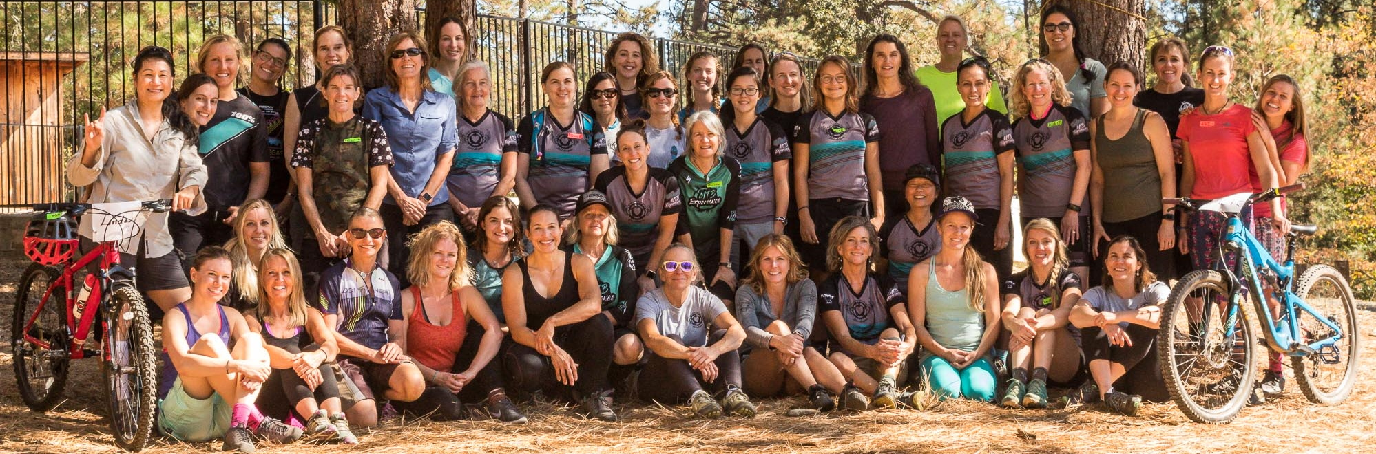 YBONC's Women's Mountain Bike Clinic